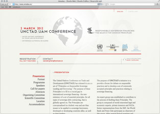 UAM-UNCTAD Conference