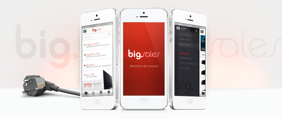 Dise�o Apps Big Sales
